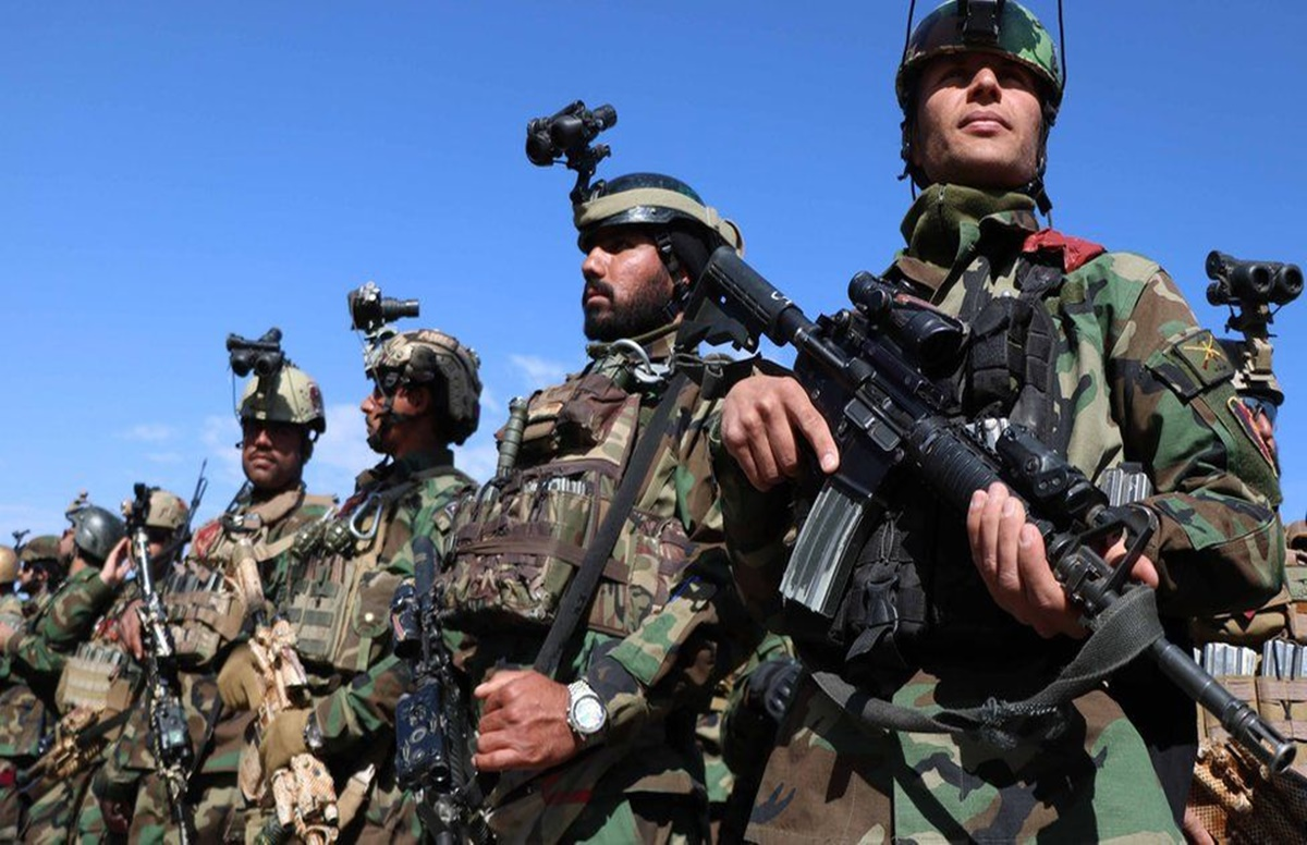 USA, Afghanistan, NATO