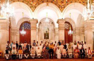 Team Modi, New Ministers