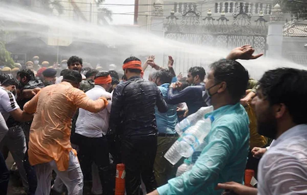 Delhi Water Crisis, BJP, AAP