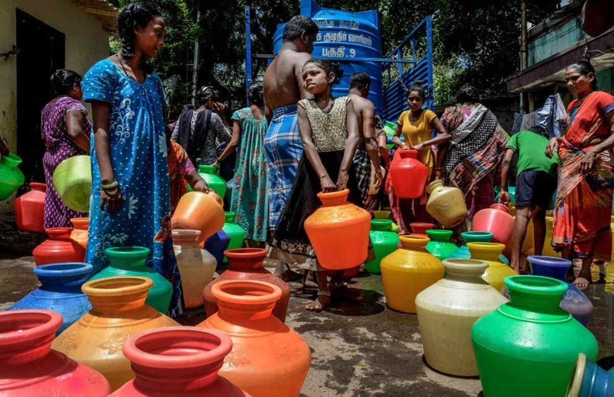 Water Crisis, water management