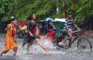 Mansoon, Rain, Delhi